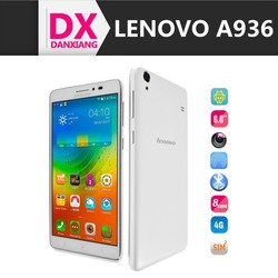 Lenovo A936 NOTE 8 NOTE8 4G FDD LTE MTK6752 Octa Core 6 inch Android 4.4 Mobile phone