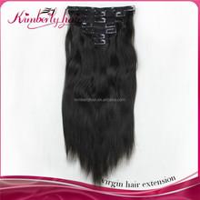 best selling express peruvian hair flip in human hair extensions