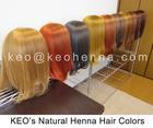 Henna, halal tintura de cabelo