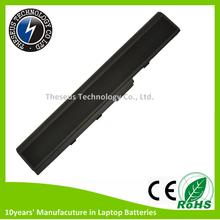 14.4V 31Wh laptop battery for ASUS A41-K52 A52 K42 K42F K52 K52F K52JB K52J A31-K52 A32-K52 A41-K52 70-NXM1B2200Z 90-NYX1B1000Y