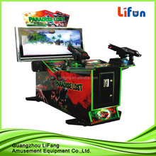 hot sell Let's go jungle gun arcade coin operated game machine