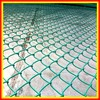 PVC Coated Chain link Fence / Electric Galvanized Chain Link Fence / Cheap Bamboo Fencing