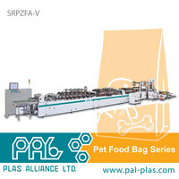 Drive Three Side Seal Bag, Pouch Bag, Zipper Pouch Bag Making machinery