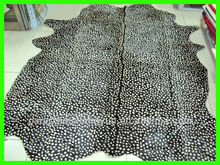 2013 NEW STYLE LUXURIOUS NATURAL COW HIDE