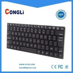 Shenzhen manufacturer bluetooth keyboard, bluetooth keyboard for Android TV box