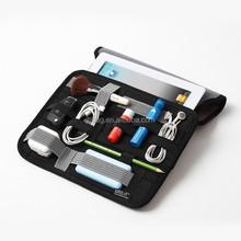 STOCK ONE! BLACK COCOON GRID-IT ORGANIZERS Travel Bag Organizer for iPad Mini Tablet Sleeve
