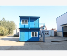 popular for light steel container houses usa