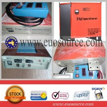 Electroplating rectifier with timer alarm