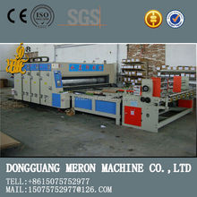 FYQ1370*2200 carton printing machine with slotter and die cutter machine paper cup die cutting machine