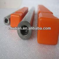 yl10.2 threaded hole tungsten carbide rod for seismic cutter bar