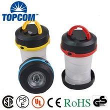 Brilliant Illumination For Outdoor Sports Activities - Great Tent Accessory - Features Collapsible Design -LED Camping Lantern