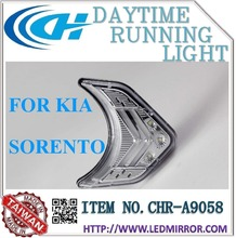Auto accessories LED DRL CAR DAYTIME RUNNING LIGHT FOR KOREA sorento