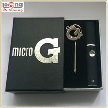 Yiloong dual wax pen micro gpen hingwong rex dry herb vaporizer pen