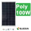 Bluesun poly100W OEM service High quality small module solar panels schools
