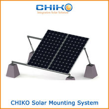 solar panel flat roof installation products