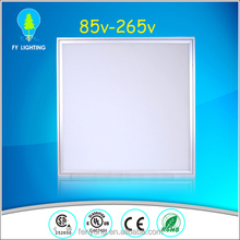 CE ROHS VDE 0-10v 60x60 Ultra slim 30W square led panel light dimmable for commercial lighting