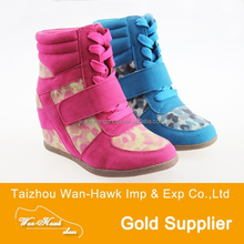 New fashion girl sporty boots children shoes
