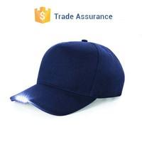 Baseball Cap With Built-In Led Light/Led Cap/Led Baseball Cap