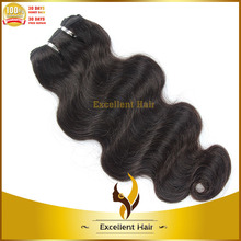 Unique hair style unprocessed brazilian virgin human hair extension for sale