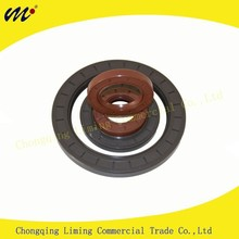 Typical Automotive and Industrial Rubber Covered O.D NR TC Dual Lip Dustproof Pump Oil Seal