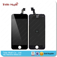 Free Shipment! High quality oem for iphone 5c lcd digitizer, for iphone 5c lcd and digitizer assembly