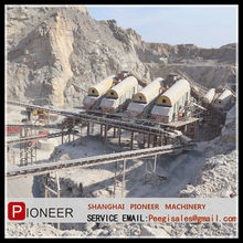 Granite, basalt, river stone, gold ore, iron ore stone crusher plant