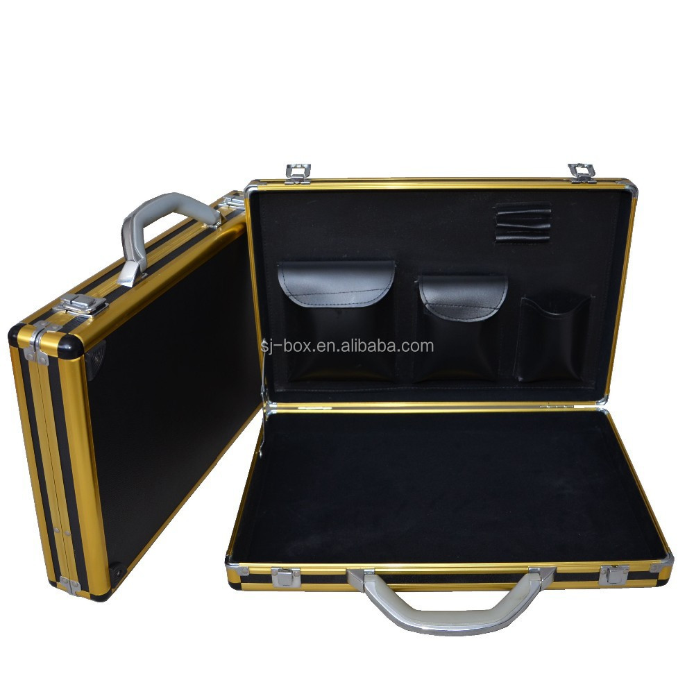 Aluminum Laptop Briefcase images