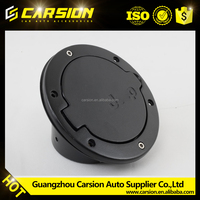 CARSION 2007-ON Jeep Wrangler Replacement Parts Zinc Alloy Chrome Gas Cap Cover