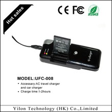 unique design camera use with ac adapter and car charger for battery charger canon