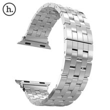 HOCO 5 Links Pointer for Apple Watch Stainless Steel Watch Bands, for Apple Watch Link Braclet Watches 2015