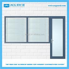 Elegant dressing room alibaba trade assurance aluminum window and door