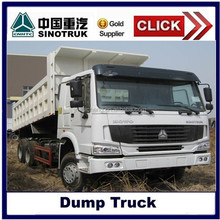 howo 6*4 336/371hp tipper truck capacity
