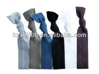 Silk elastic cord for hair for graduation cap and gown