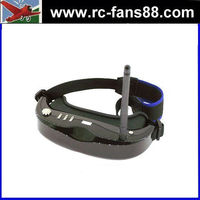 FPV 2.4G/5.8G Wireless all-in-one Head Tracing GOGGLE/Video Glasses