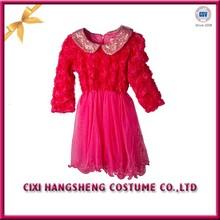 Wholesale latest girls winter frozen tutu dresses