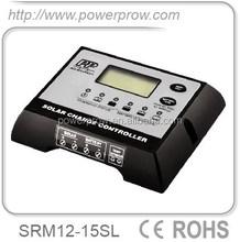 Digital 12v dc voltage regulator circuit with waterproof