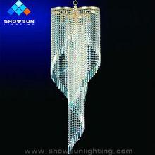 escaleras lámpara elegante de hogares