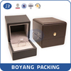 2015 hotsell fancy cheap jewelry leather box display