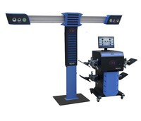 3D wheel alignment system for automobile (WLD-AE310)