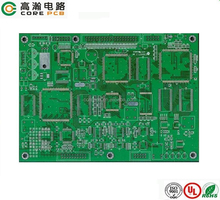 Electronic 4-layer PCB manufacturers and pcb assembly