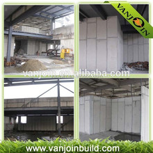 South East Asia High Quality EPS Cement Sandwich panels for building wall