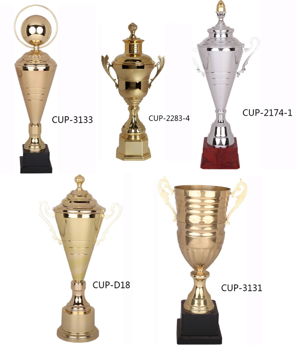 New Best Selling Trophy Designs Metal Winner Cup 2289