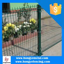 Hot Sale Plastic Garden Fence Panels / Plastic Garden Fence ( Factory )