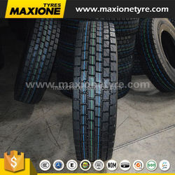 truck tires 11r22.5 for sale with good prices and quality GOODMAX, MAXIONE,TRIANGLE,SAILUN,DOUBLESTAR