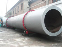 Indirectly hot air palm fiber dryer&coconut fiber rotary drum dryer