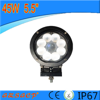 nice quality 45w hid xenon work light,work light led for offroad vehicles