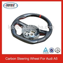Accessories For Car Carbon and Leather Steering Wheel For Audi A5