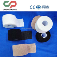 Healthcare FDA Qualified Strong Adhesion Hand-tear Elastic 100% cotton bandages