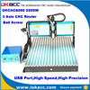 OKACC factory prices 2200w water cooled spindle motor 6090 3 axis woodworking cnc router price, cheap cnc router