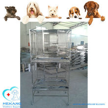 HK-CM027 Eco-friendly Stainless Steel Bird Cage